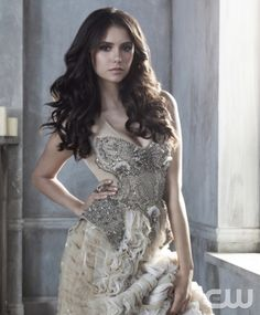 THE VAMPIRE DIARIES  Pictured: Nina Dobrev as Elena Gilbert  Frank Ockenfels 3/ The CW  © 2011 The CW Network, LLC. All rights reserved.