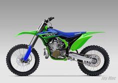 Kawasaki Kx 250 Cc Kx250 Ycf Http Motorcyclesforsalex Com