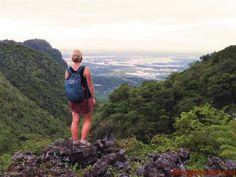 Backpackers Adventure Guide on Trekking Mt Zwegabin Hpa myanmar travel emma tryon globemad