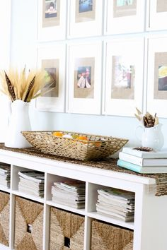Easy Fall Vignettes to Create on a Budget