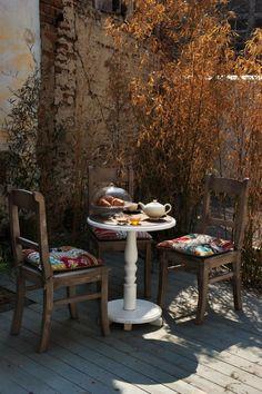 Salon du The, Joie de Vivre | Breakfast tea