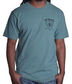 Vans Men's Camp Arrow Custom Tee Shirt Size Small