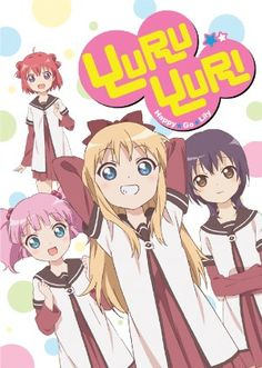 Yuruyuri: Happy Go Lily Blu-ray Season 1 (S) Premium Edition   #RightStuf2013