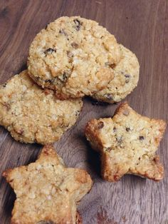 Coconut Cacao Cookies (@ Hellobee) -- dairy free, gluten free, and paleo