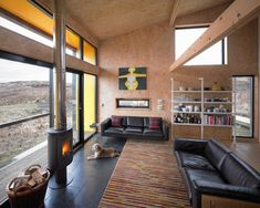 Eco Home on the Isle of Skye by Rural Design Architects