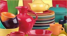 Antique Fiestaware   Oh, for the Love of…Fiestaware!   Oh, for the Love of Vintage!