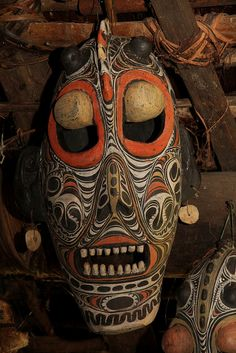 Oceania - Papua New Guinea Art | Flickr - Photo Sharing!