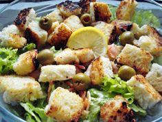 Danna's Blog: Salata cu Pui si Bacon Potato Salad, Bacon, Potatoes, Ethnic Recipes, Anna, Food, Salads, Green, Potato