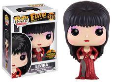 Funko pop. Elvira