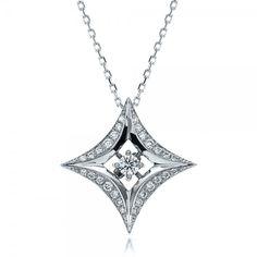 Star Diamond Pendant | Joseph Jewelry Seattle Bellevue
