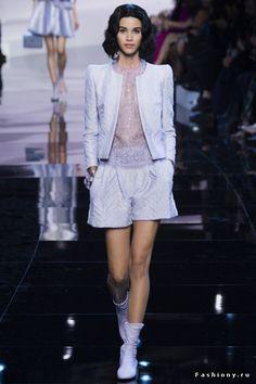 Armani Prive Haute Couture Весна-Лето 2016