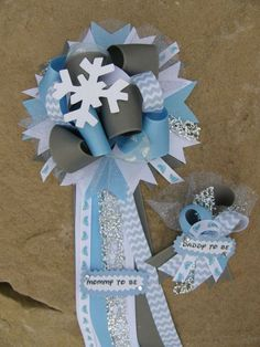 This is cute for me and fonsy since we will be having the baby shower together. It will be a boy & girl baby shower!