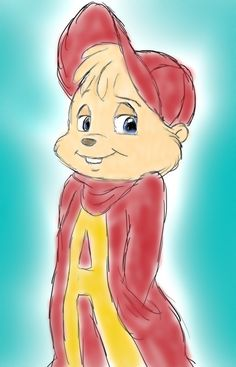 It's Alvin...Again by BoredStupid100.deviantart.com on @deviantART