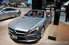 Florence Classic Cars of Florence, SC is excited to share some of the specs of the upcoming Mercedes-Benz SL400.