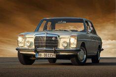 Mercedes W114 und W115 Strich Acht Limousine Nr. 131