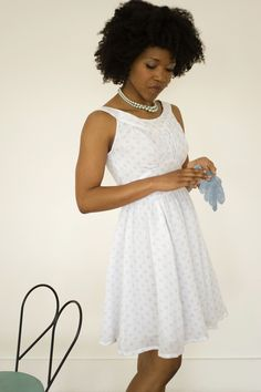 Chantilly by Colette Patterns