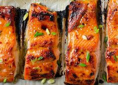 Seafood dinners, on repeat. Asian Seafood Recipe, Seafood Boil Recipes, Salmon Recipes, Fish Recipes, Sauce Recipes, Clean Eating Recipes, Cooking Recipes, Healthiest Seafood, Seafood
