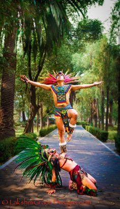 MEXICA DANCE ~ MIKTLAN AND TEO