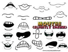 JEPG Intermediate mouths easier