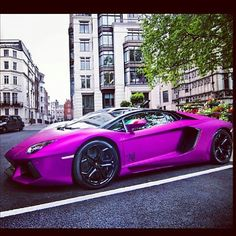 One Hell Of An Aventador