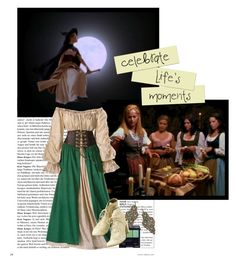 All Halliwell's Eve by sabinaargaez on Polyvore featuring мода, H&M, Shiseido and halliwell
