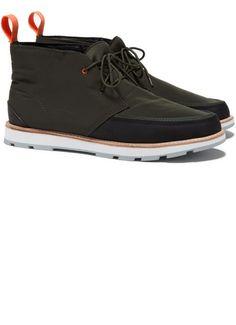 Top 5 Mens Shoe Trends Fall 2012: The Anti-Rainboot via @Bonobos