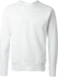 Y-3 'Vintage' Logo Sweatshirt. #y-3 #cloth #sweatshirt