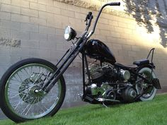 Vintage, veteran, well-known and Vintage Motorcycles - We will sell bicycles associated with a wonderful class! Harley Davidson Chopper, Vintage Harley Davidson, Harley Davidson Motorcycles, Harley Panhead, Vintage Motorcycles, Custom Motorcycles, Custom Bikes, Custom Bobber, Motorcycle Images