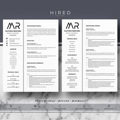 Lavender Stripes High School Resume  Resume Ideas
