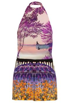 Terraflora Playsuit By MARY KATRANTZOU @ http://www.boutique1.com/