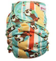 Multistripe Owls - soooo cute!
