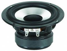 """Dayton Audio DA115-8 4"""" Aluminum Cone Woofer"""