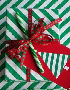 Christmas Tree Gift Tag Set by Carolyne Roehm