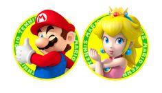 Mario Tennis Open - Mario and Peach Tennis Open, Peach Mario, Super Mario, Princess Peach, Cute, Fictional Characters, Kawaii, Fantasy Characters
