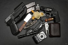 What is in Your Pockets?, via Flickr.