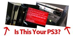 PS3LIGHTSFIX.COM- The SAFEST, EASIEST and QUICKEST Way to Fix the YLOD, Red, Green Light of Death, Red Screen, Error Codes or ANY Other PS3 Problem Today!