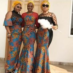 Ankara and Aso Ebi Styles : Beautiful Collection For You | Maboplus