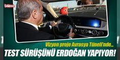 Cumhurbaşkanı Erdoğan Avrasya Tünelinde test sürüşü yapıyor : Cumhurbaşkanı Recep Tayyip Erdoğan asfaltlama çalışmaları tamamlanan Avrasya Tünelinden ilk geçişi yapıyor.  http://ift.tt/2cYJG1O #Türkiye   #Cumhurbaşkanı #Tüneli #yapıyor #Erdoğan #Avrasya