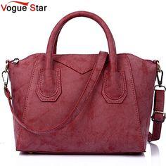 $24.43 (Buy here: https://alitems.com/g/1e8d114494ebda23ff8b16525dc3e8/?i=5&ulp=https%3A%2F%2Fwww.aliexpress.com%2Fitem%2FVogue-Star-Women-handbag-for-women-bags-matte-leather-handbags-brand-women-s-pouch-bolsas-smile%2F32657960123.html ) Vogue Star Women handbag for women bags matte leather handbags brand women's pouch bolsas smile bag high quality pouch LS344 for just $24.43
