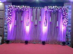 reception stage