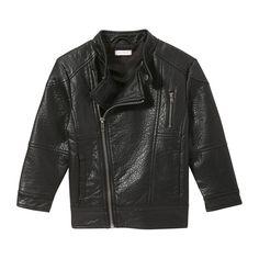 Toddler Boys' Moto Jacket