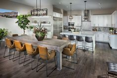 What meal would you be whipping up in this kitchen?!
