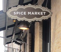 Spice market meatpacking district