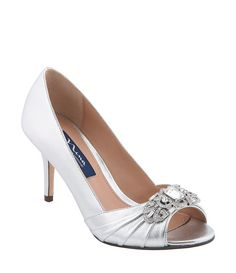 95be6daf22e Nina Verity Swarovski Crystal Pumps