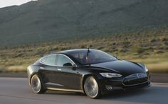 The Tesla Model S Attempt to Reach Las Vegas from L.A. on a Single Charge