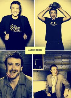 Jason Segel is my Future Husband!! no seriously it will happen...in a non creepy way :)