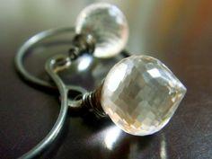 stein-schmuck, earrings