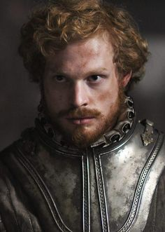 Robert Devereux, 2nd Earl of Essex - Sam Reid in Anonymous, set in the 2nd half of the 16th century (2011).