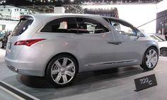 2013 Chrysler Minivan Hybrid