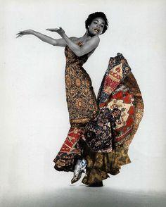 Print Gangstas - Vivien Leigh in African Prints ... - Ummi Shaharun